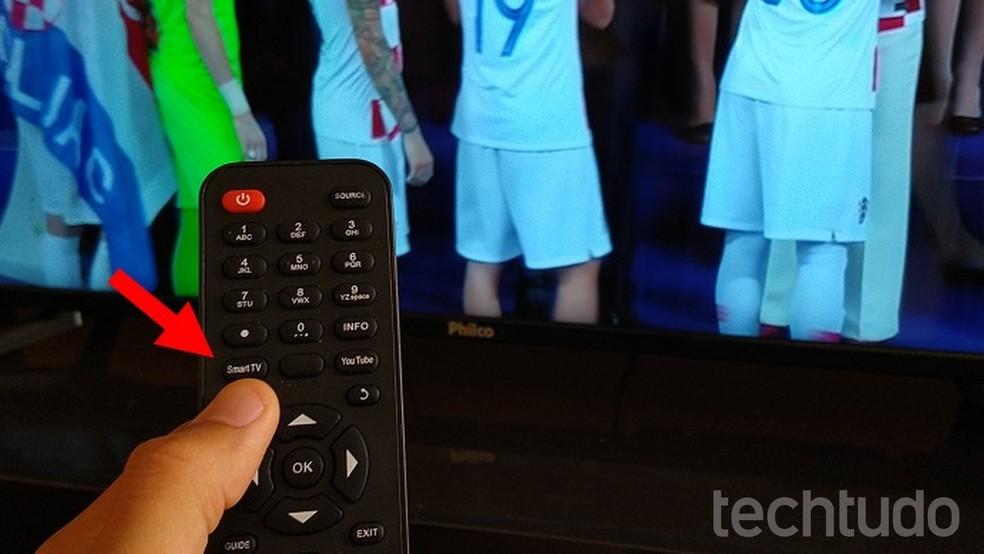 COMO ATUALIZAR SMART TV PHILCO QUE NÃO ENTRA NO YOUTUBE! - video ...