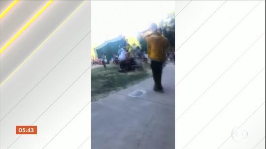 Atirador mata quatro e deixa pelo menos 15 feridos em festival na Califórnia