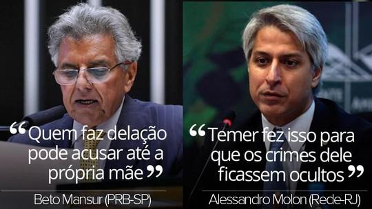 Foto: (José Cruz/Agência Brasil; Luis Macedo/Câmara dos Deputados)