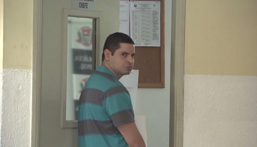 Advogado e noivo da vítima é suspeito de cometer o crime (Foto: Reprodução / TV Tribuna)