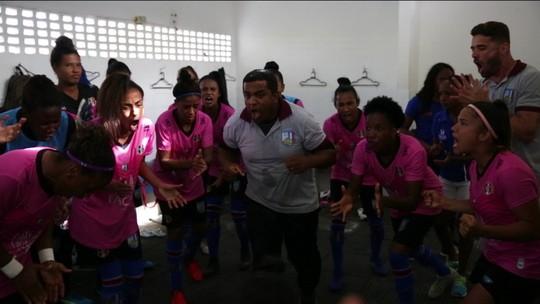 Raízes: série mostra força do nordeste como celeiro de talentos do futebol feminino
