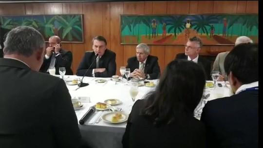 Bolsonaro nega criação de novos impostos e diz: 'CPMF de volta, não'