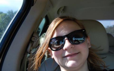 Selfie sobrenatural (Foto: Arquivo pessoal)