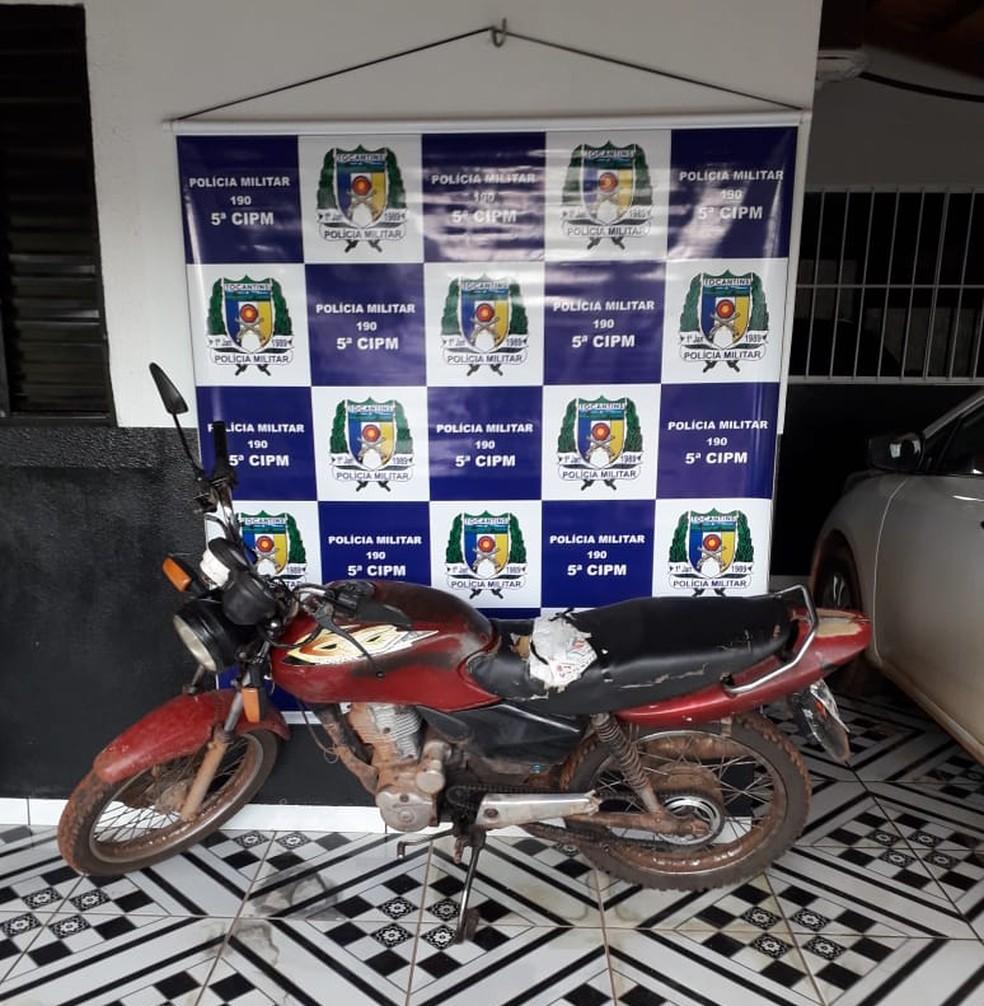 Veículos com restrição de furto e roubo foram localizados — Foto: Divulgação/Polícia Militar