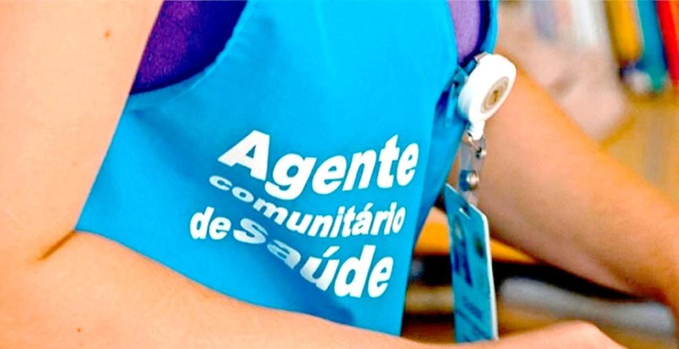 As vagas são para agente comunitário de saúde e https://institutodarwin.org/ — Foto: Divulgação/