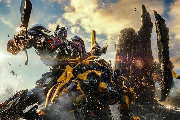 Transformers: o último cavaleiro (Foto: Divulgação)