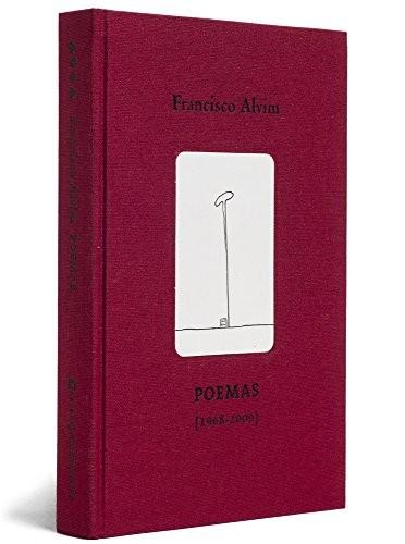 Poemas [1968-2000], de Francisco Alvim (7Letras / Cosac & Naify) (Foto: Divulgação)