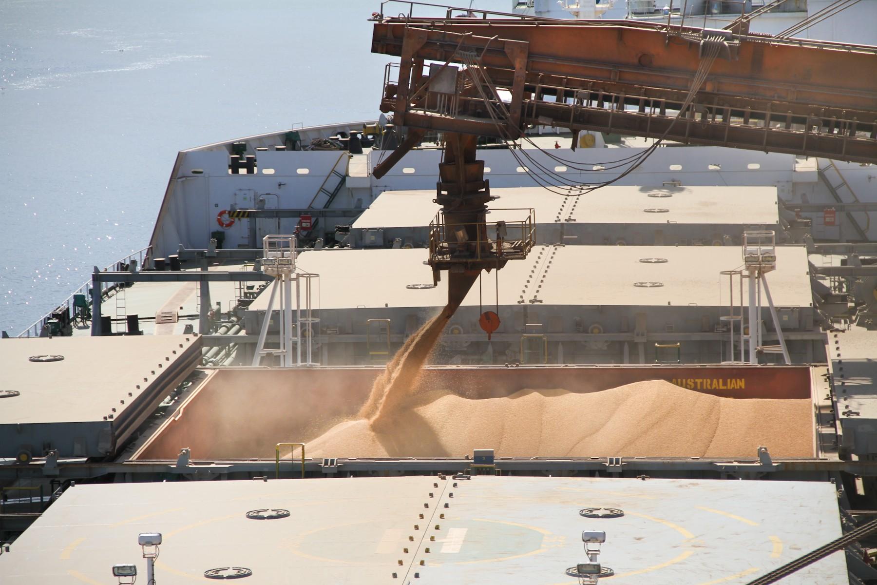 Após negociações comerciais com os EUA, China avança em compras de soja do Brasil - Notícias - Plantão Diário