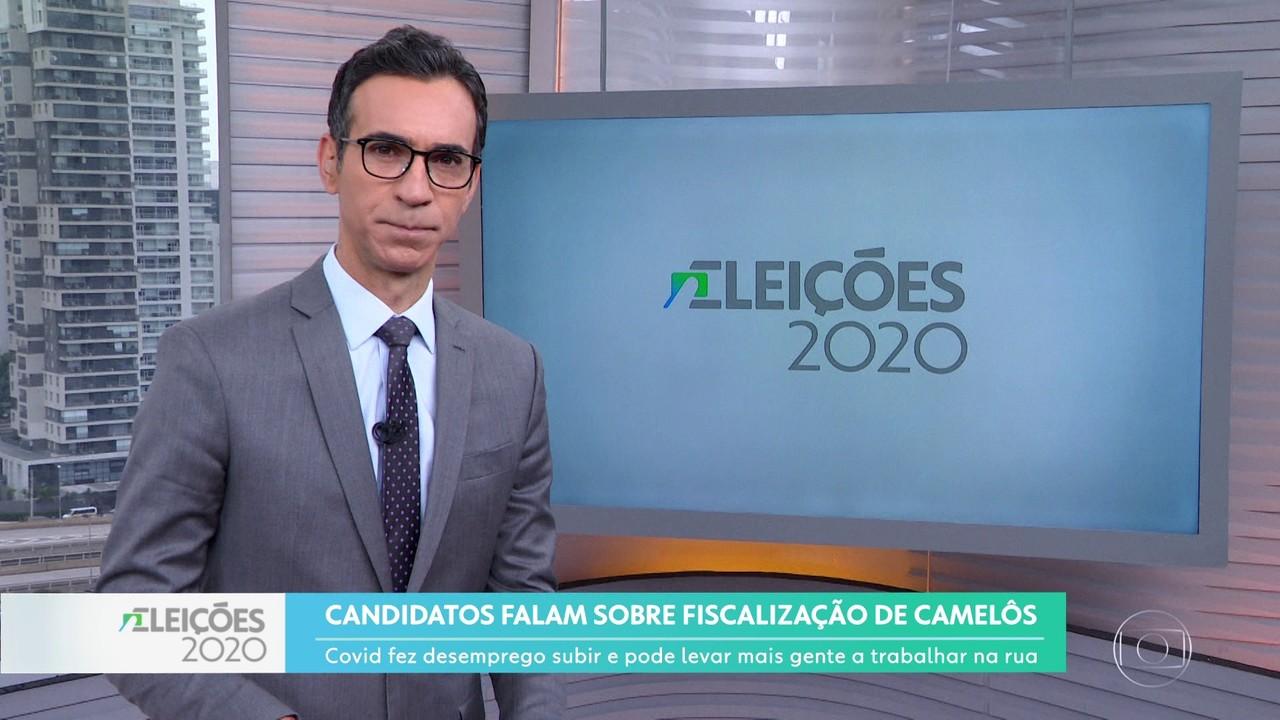 Candidatos a prefeito da capital falam o que pretendem fazer com os ambulantes