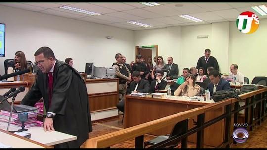 Acusação e defesa encerram réplica e tréplica no júri do caso Bernardo; sentença é aguardada