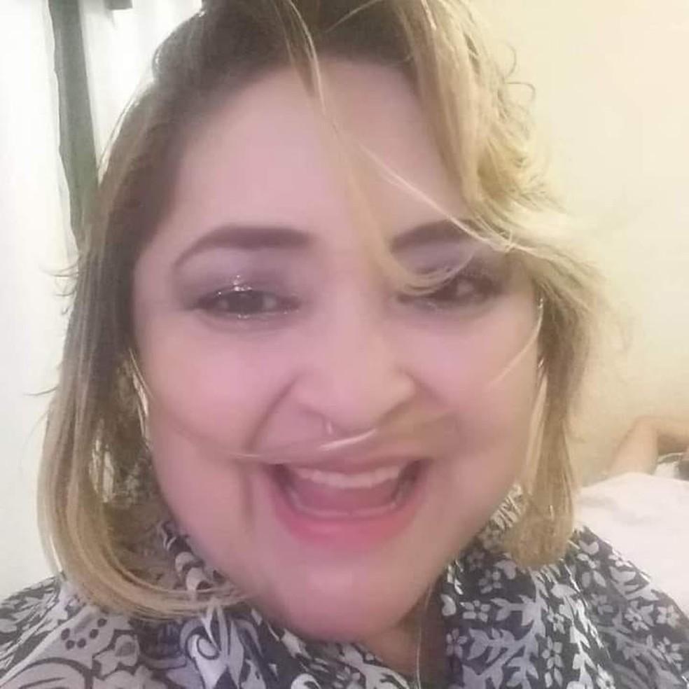 Eliana Balieiro morreu em decorrência da Covid-19 — Foto: Facebook/Reprodução