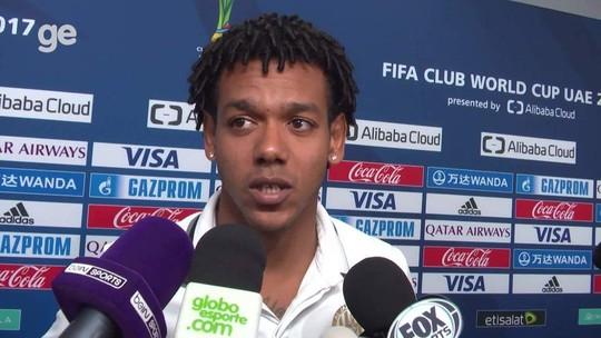 Romarinho diz que acreditou na vitória e que pensou até em mais gols sobre o Real
