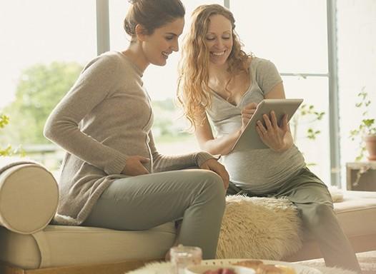 """Colegas de trabalho """"doam"""" dias de férias para que mães tenham direito à licença-maternidade"""