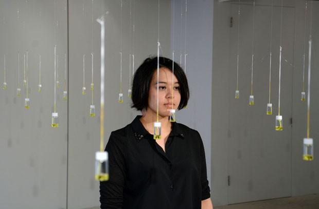 Japan House tem exposição sensorial sobre aromas e sabores japoneses (Foto: Divulgação)
