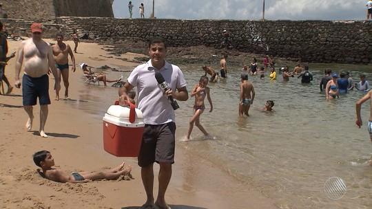 Verão do cooler: banhistas reclamam dos preços na orla de Salvador
