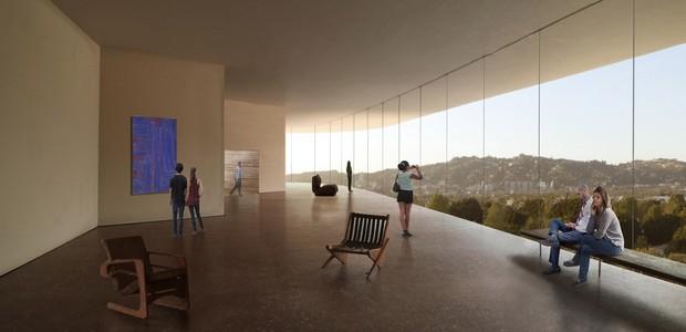 Brad Pitt apoia projeto de vencedor do Pritzker para Museu de Arte em LA (Foto: Divulgação)