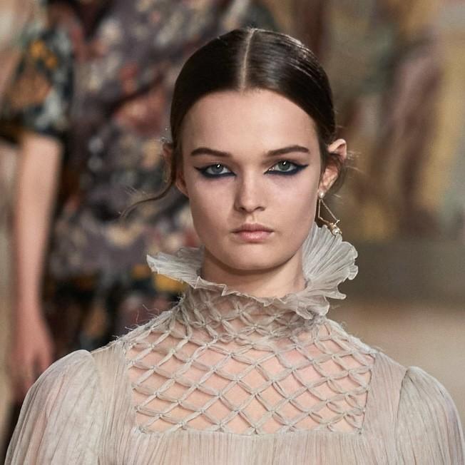 Alta-costura inverno 2021: Christian Dior (Foto: Divulgação )