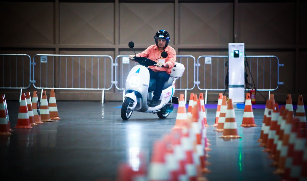 Electric vehicles can be tried at the Electric Vehicle Show 2019 - Photo: Press Release