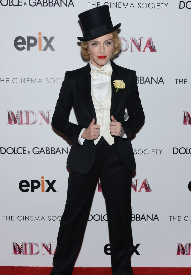 Madonna em 2013 (Foto: Getty Images)