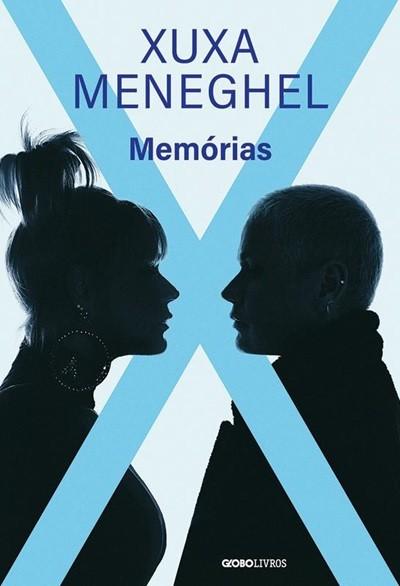 Capa do livro de memórias de Xuxa Meneghek (Foto: Reprodução)