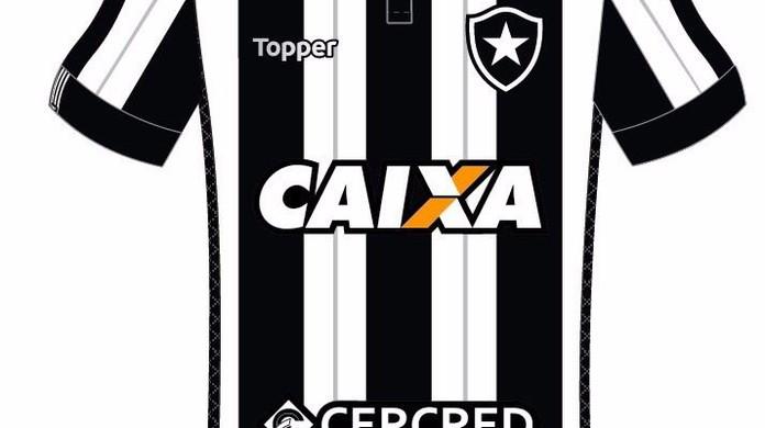 32f4b4ec71 Botafogo terá patrocínio pontual dos irmãos Neto