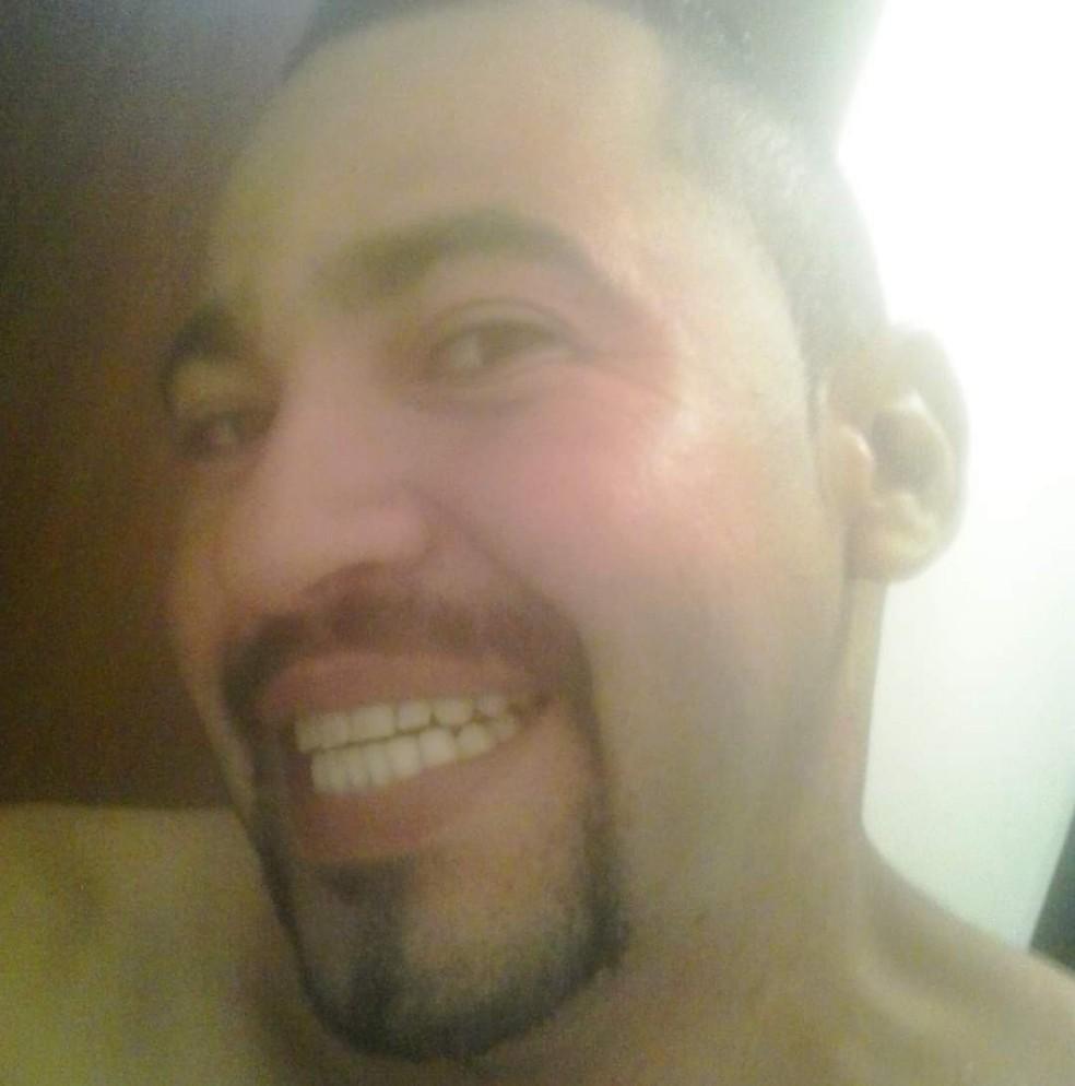 Polícia Civil de Avaré (SP) investiga desaparecimento de José Guarino Júnior, de 40 anos — Foto: Arquivo pessoal