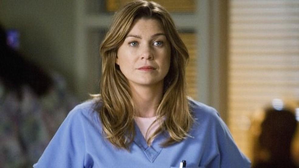 Ellen Pompeo em 'Grey's Anatomy': Seriado mata três vezes mais que vida real, diz estudo conduzido em Phoenix  (Foto: Divulgação)
