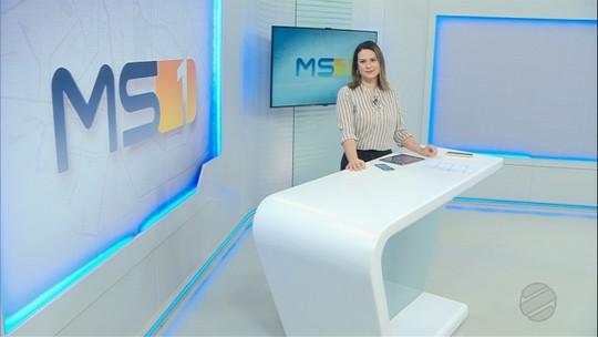 MSTV 1ª Edição Campo Grande - quarta-feira - 21/08/2019