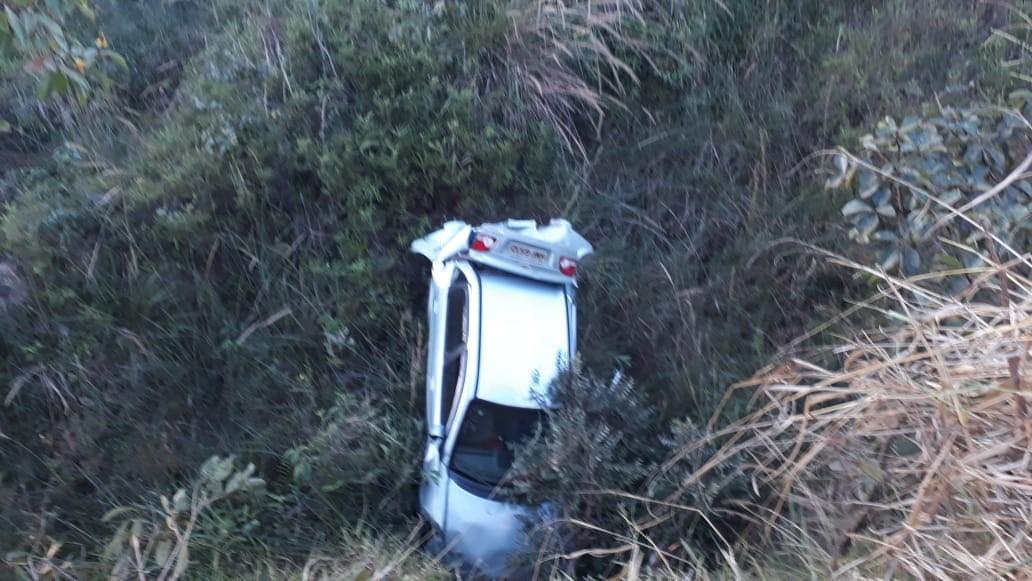 Dois acidentes são registrados em trechos de acesso a Uberlândia; motociclista morre
