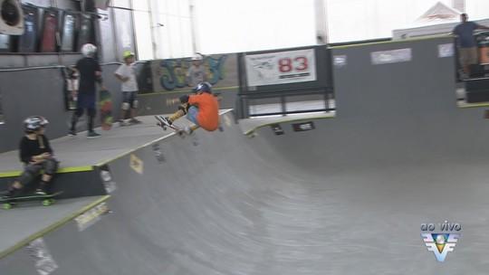 Santos recebe 5ª e última etapa do Brasileiro de Skate Banks