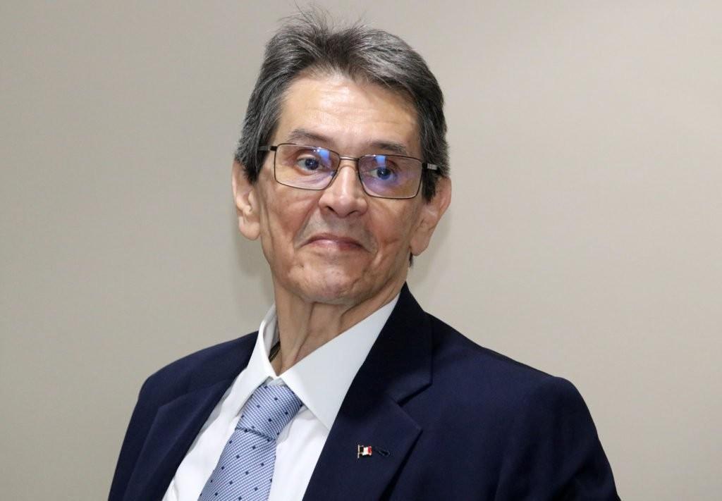 O ex-deputado federal Roberto Jefferson