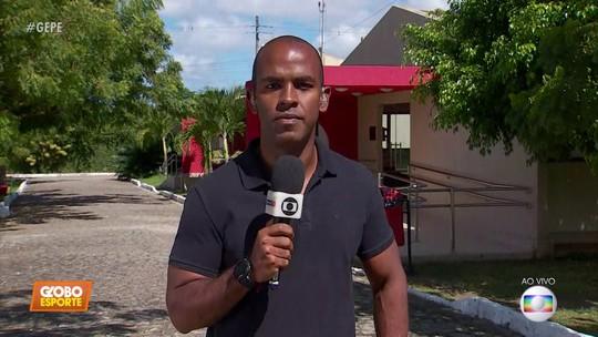 Sumido dos treinos, Magrão aciona Sport na Justiça; clube diz que não foi notificado