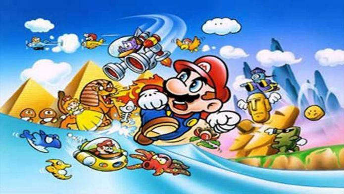 Super Mario Land foi o primeiro game do encanador no Game Boy (Foto: DIvulgação/Nintendo)