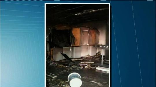 Banco é atacado por criminosos duas vezes em uma semana no Ceará