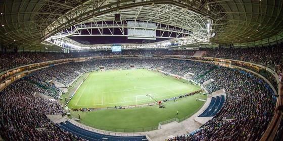 Arena Palmeiras (Foto: Divulgação/Facebook)