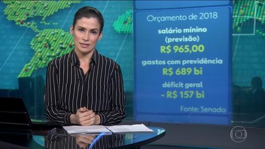 Governo conta com alta da arrecadação para reduzir restrições orçamentárias em 2018