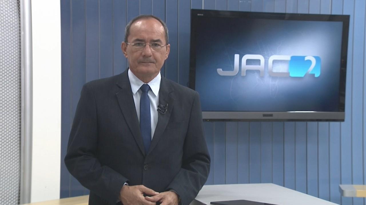 Assista na íntegra o Jornal do Acre 2ª Edição de segunda-feira (12)