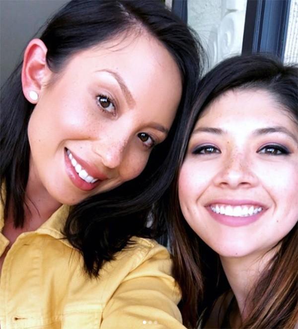 Cheryl Burke e Ina (Foto: Instagram)