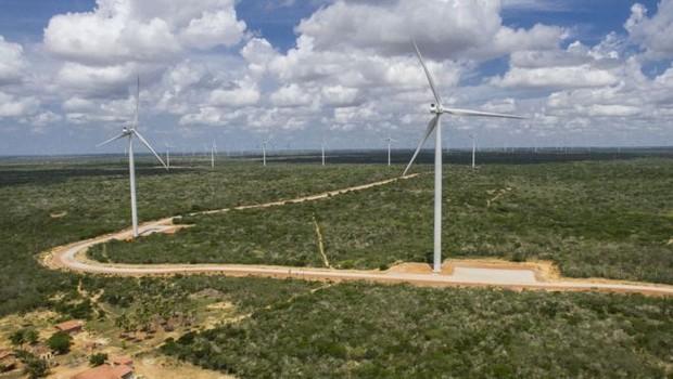 Energias renováveis, como o Complexo Eólico Renascença, no Rio Grande do Norte, são aposta do Nordeste para superar desigualdades regionais (Foto: DIVULGAÇÃO)