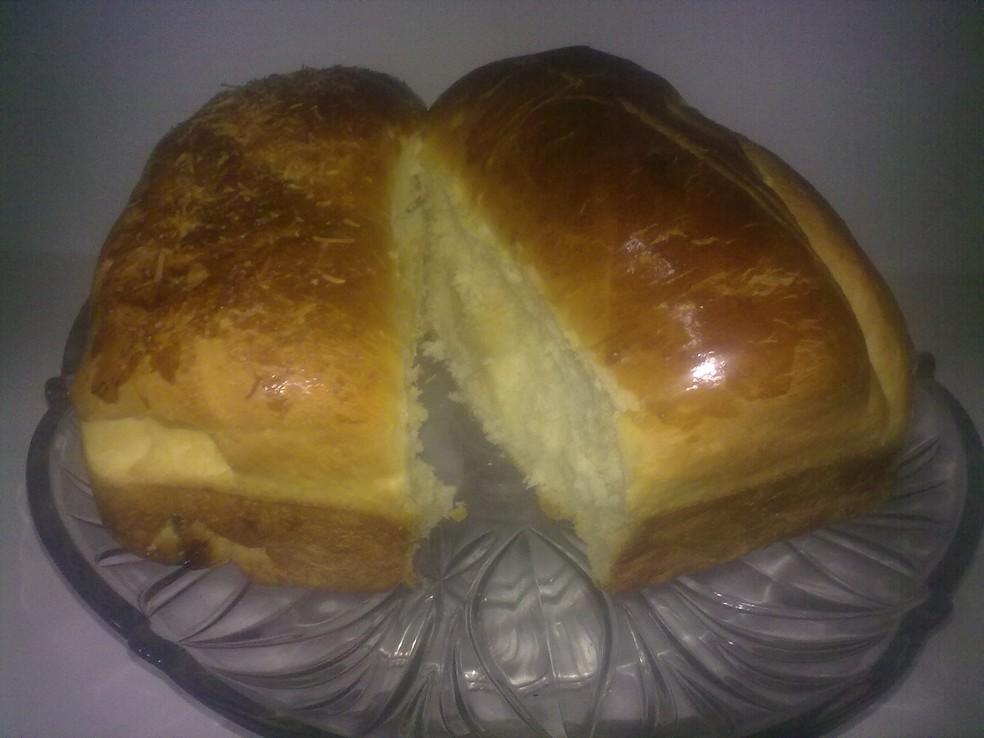 Pão Caseiro Receitas Gshow Gshow