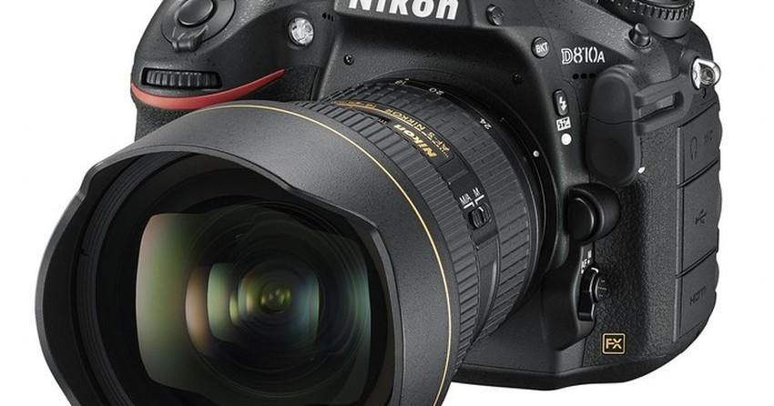 Nikon lança câmera top e promete fotos perfeitas de astros e estrelas