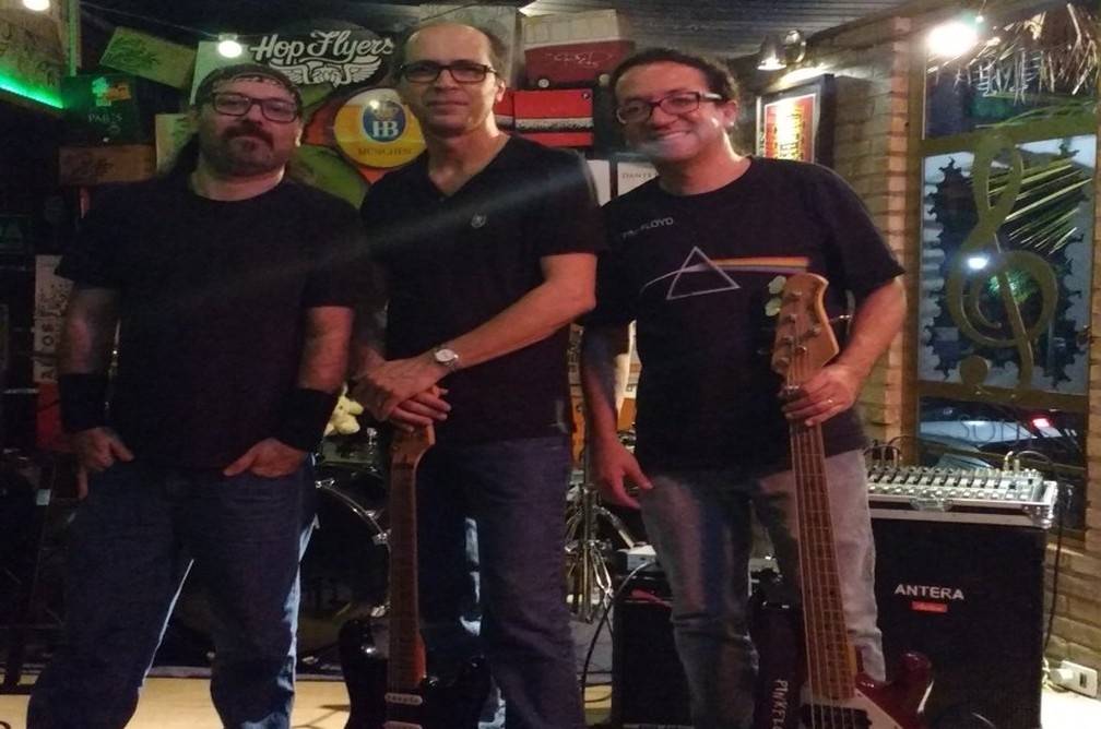Dédi Blues Trio fará live na página oficial da Prefeitura de Limeira no Facebook — Foto: Arquivo Pessoal