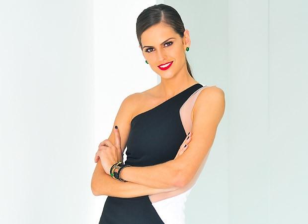 Izabel Goulart (photo: Deco Rodrigues/Revista QUEM)
