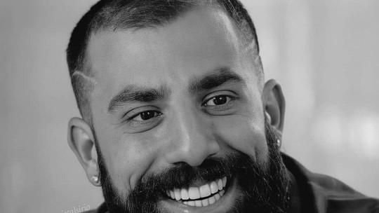 Kaysar Dadour revela tratamento para calvície e já busca alternativas: 'Pensando no implante'