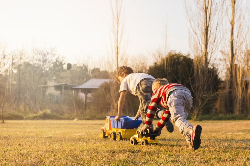 Rotular a criança de superdotada pode, às vezes, ter desvantagens — Foto: Divulgação