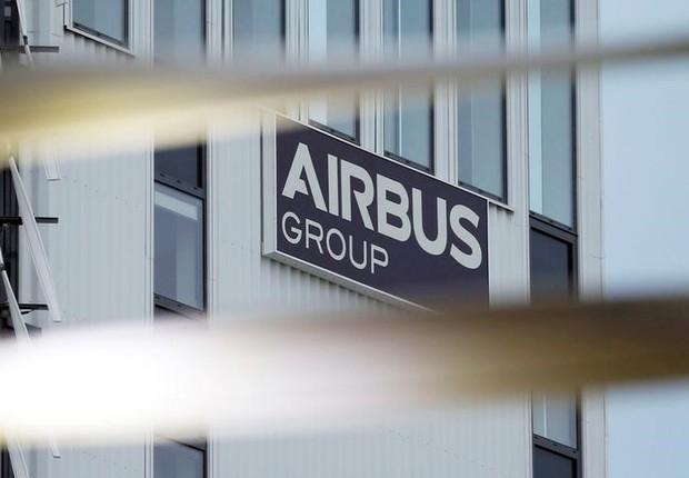 Prédio do grupo Airbus em Blagnac, na França (Foto: Regis Duvignau/Reuters)
