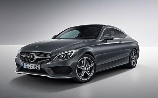 Novo Mercedes Benz C250 Coupe Sport Chega Ao Brasil Por R 245 900