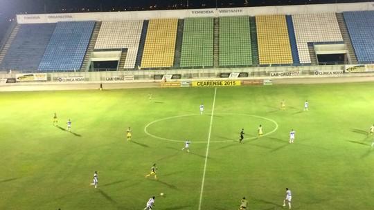 0c2dbf231 Horizonte vence São Benedito e retoma liderança do Grupo A1