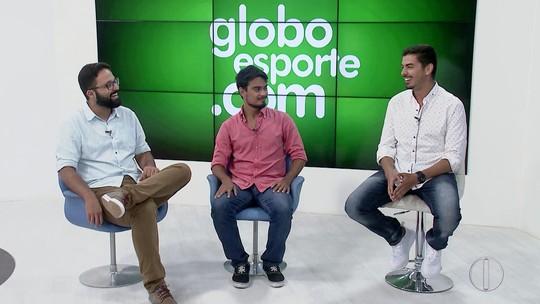 Resenha GE: jornalistas analisam o jogo do Boavista com o Inter pela Copa do Brasil
