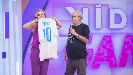 Tonico Pereira faz participação especial no 'Vídeo Game'